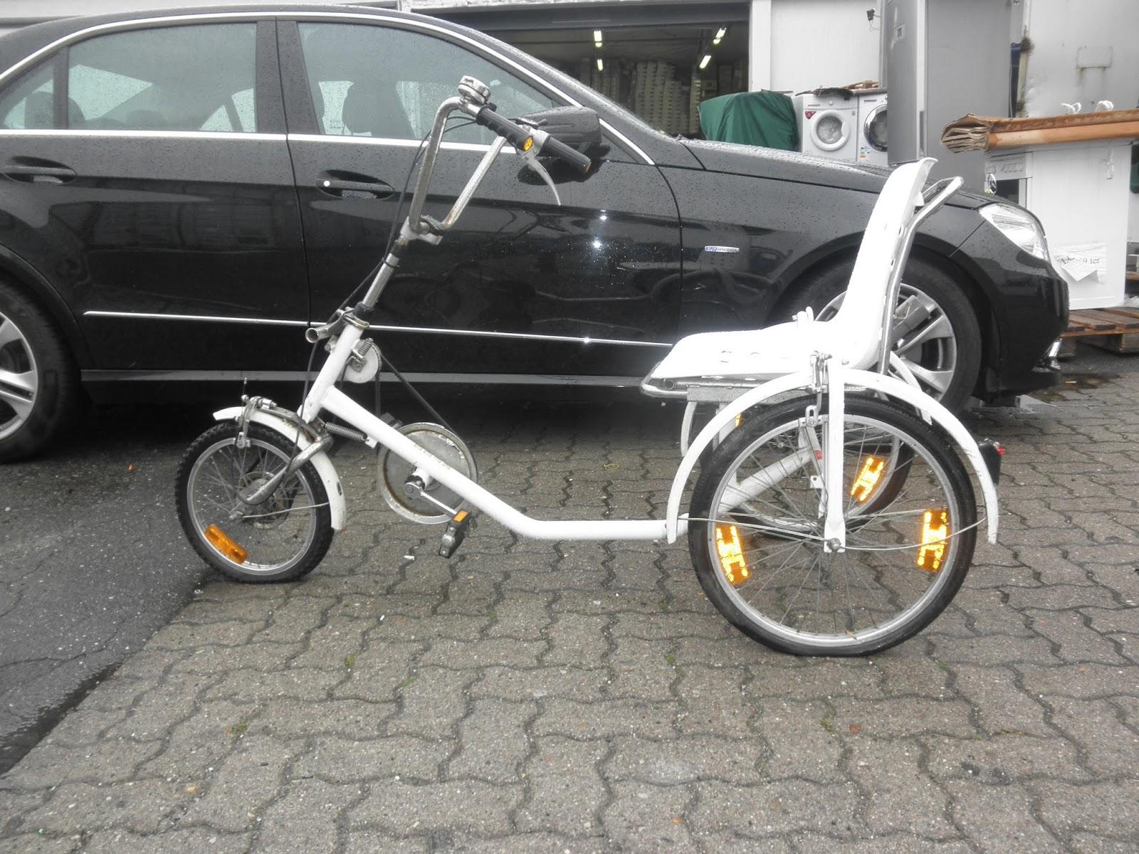 Srand up Erwachsenen Dreirad