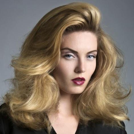 Styling tips voor lang haar met extra veel volume - Volume Kapsels Lang Haar