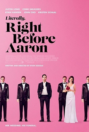 Literally, Right Before Aaron - Legendado Torrent Download