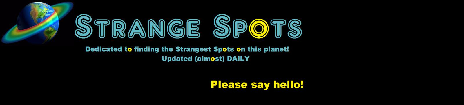 strange spots