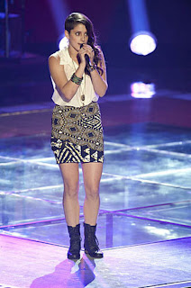 Lindsey Pavao of The Voice