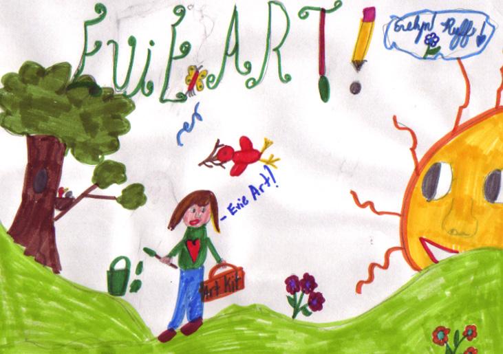 Evie Art!