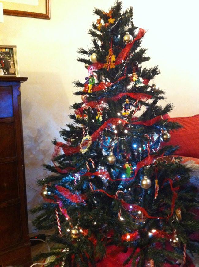 Mi rbol de navidad de disney - Ver arboles de navidad ...