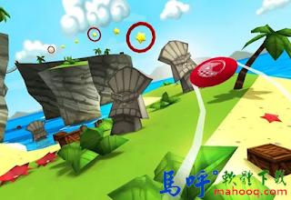 Frisbee Forever APK / APP Download、Frisbee Forever Android APP 下載,好玩的手機飛盤遊戲 APP