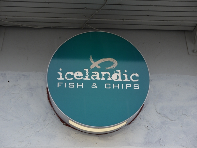 Clockwatching tart road trip iceland icelandic fish for Icelandic fish and chips