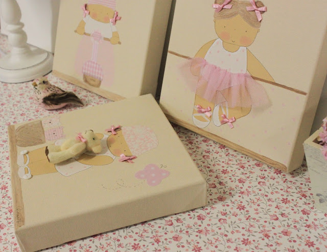 cuadros-infantiles-personalizados-pintados-a-mano