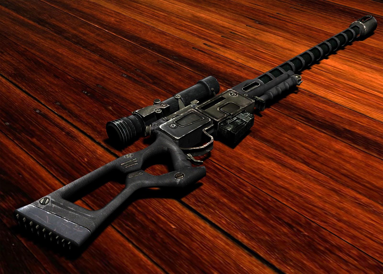 List of sniper rifles