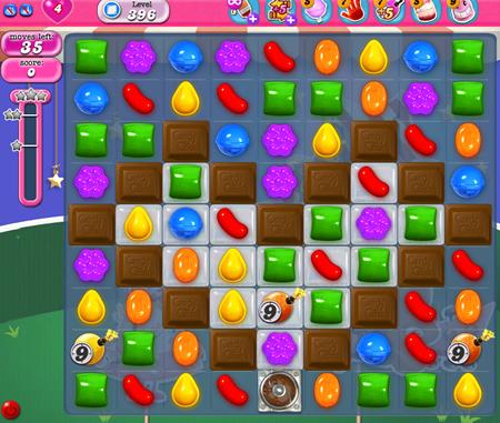 Candy Crush Saga 396