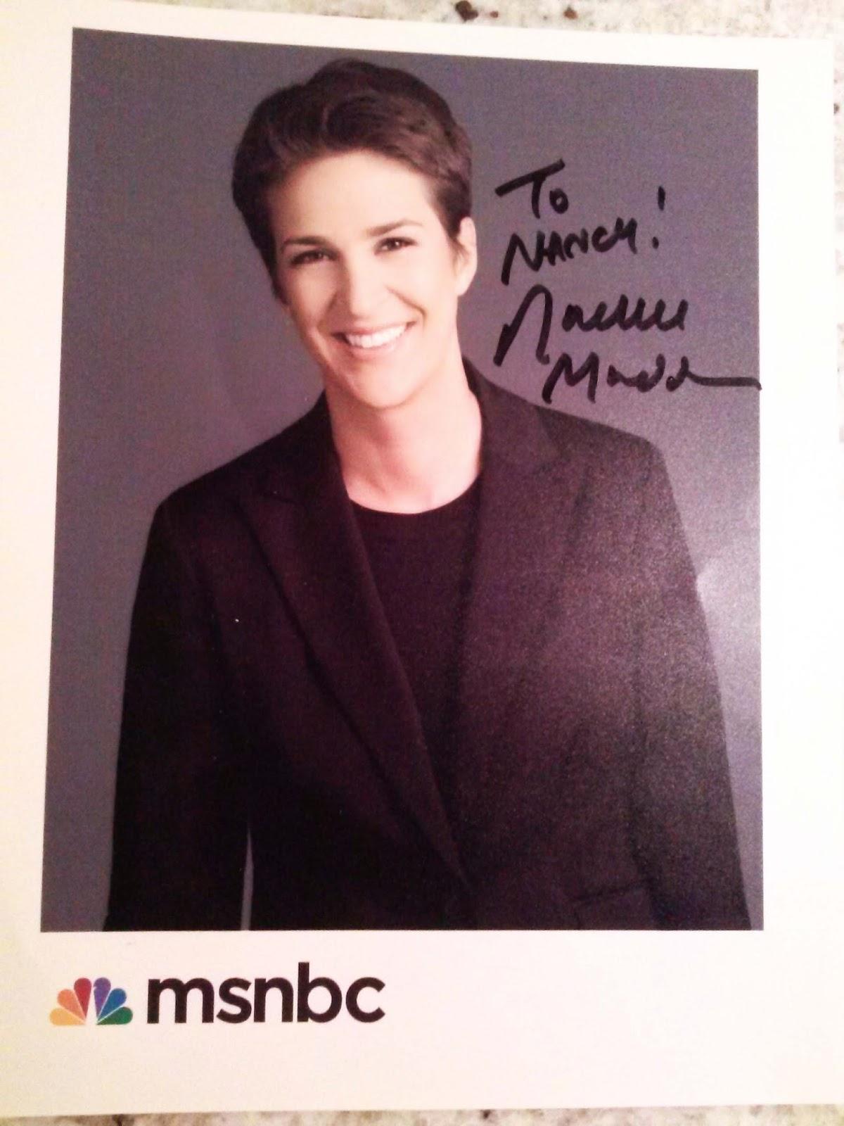 Rachel Maddow H...