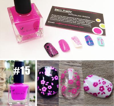 Born Pretty Store Review Stamping Polish 18 Ml Ya Qin An