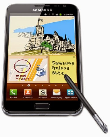 Samsung Galaxy Note N7000 Android