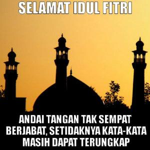 Ucapan Selamat Idul Fitri Mohon Maaf Lahir Batin