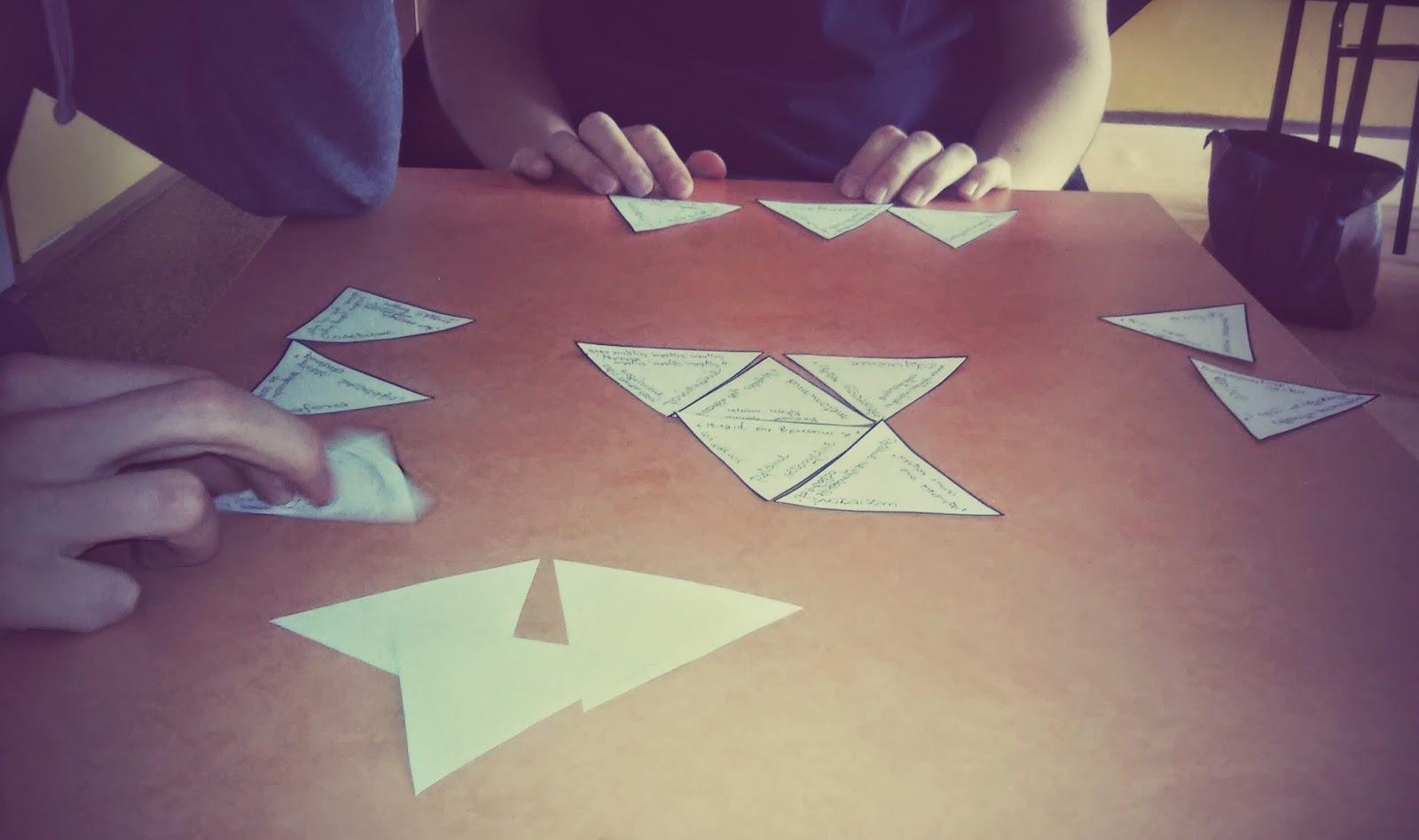trójkątne szaleństwo