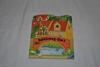 Spielzeug Dorf