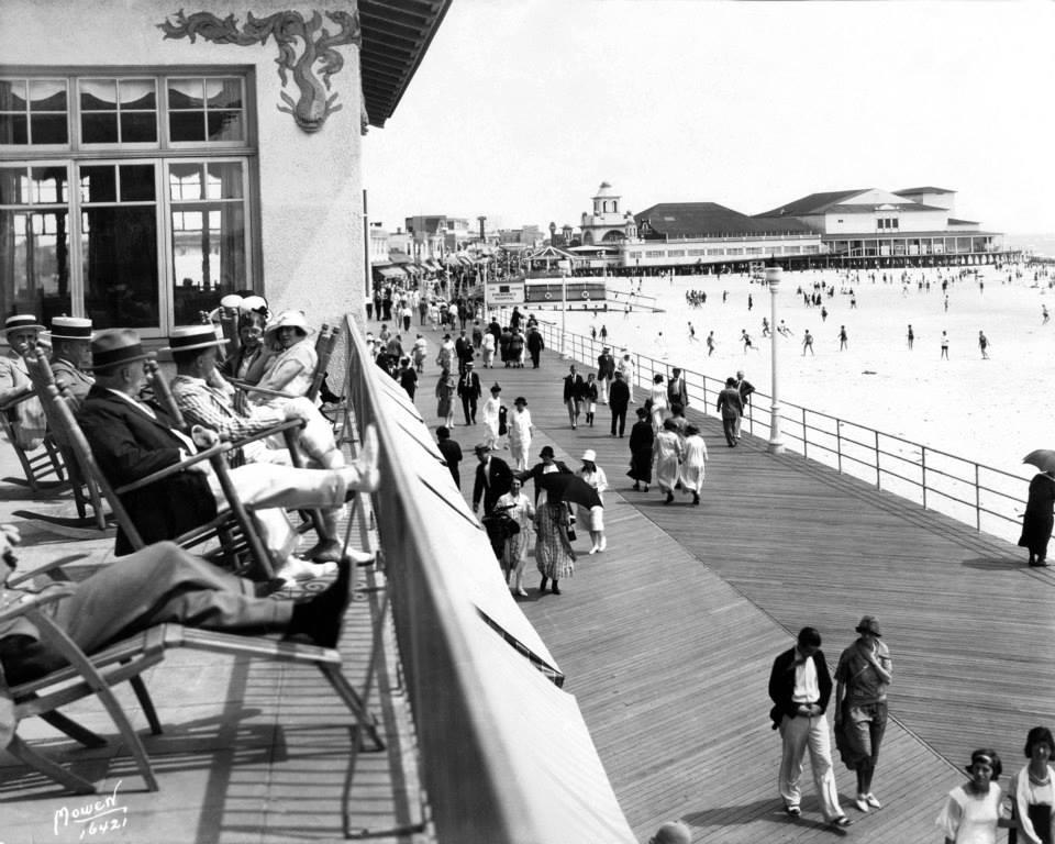 Ocean City Nj Through The Years The Flanders Is 90 Years