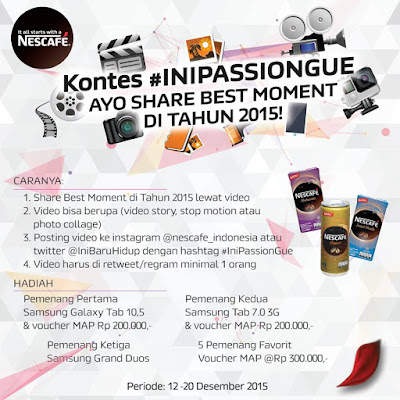 Info Kontes - Kontes #IniPassionGue
