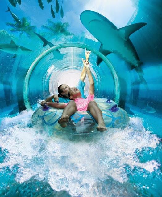 Aquaventure Mejores parques acuáticos del mundo