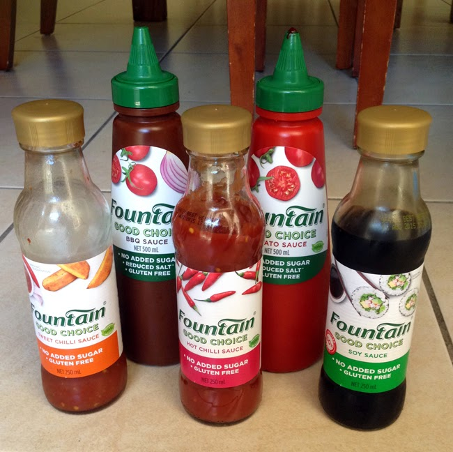 Fountain Good Choice Sauces Review