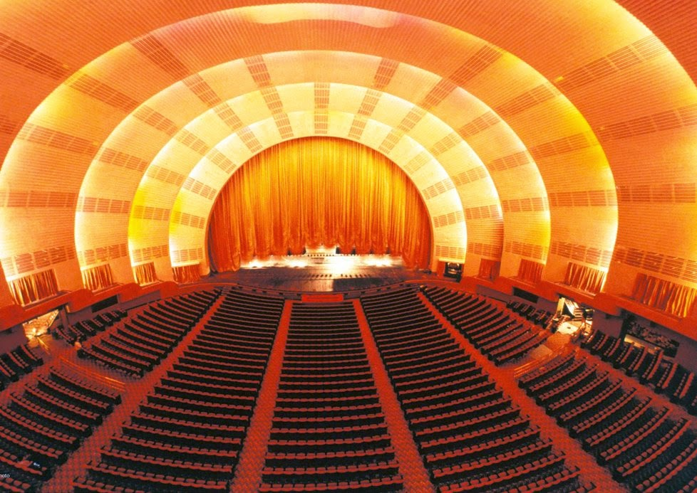 Radio City Music Hall em Nova York