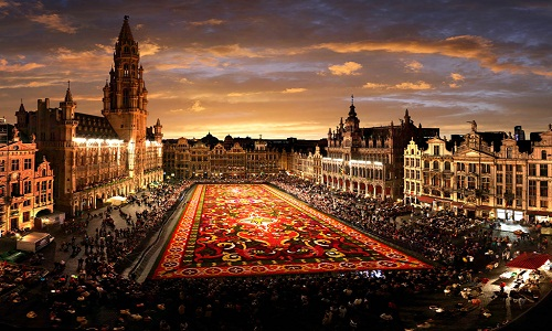 Superb and Divine: 11 Top Locations in Belgium Brussels Belgium