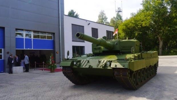 Pengadaan Tank Leopard Harus Didukung Pemerintahan Baru