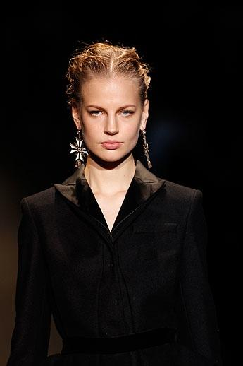 Alberta Ferretti Milan Fashion Week Fall - Winter 2013