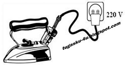 Setrika listrik