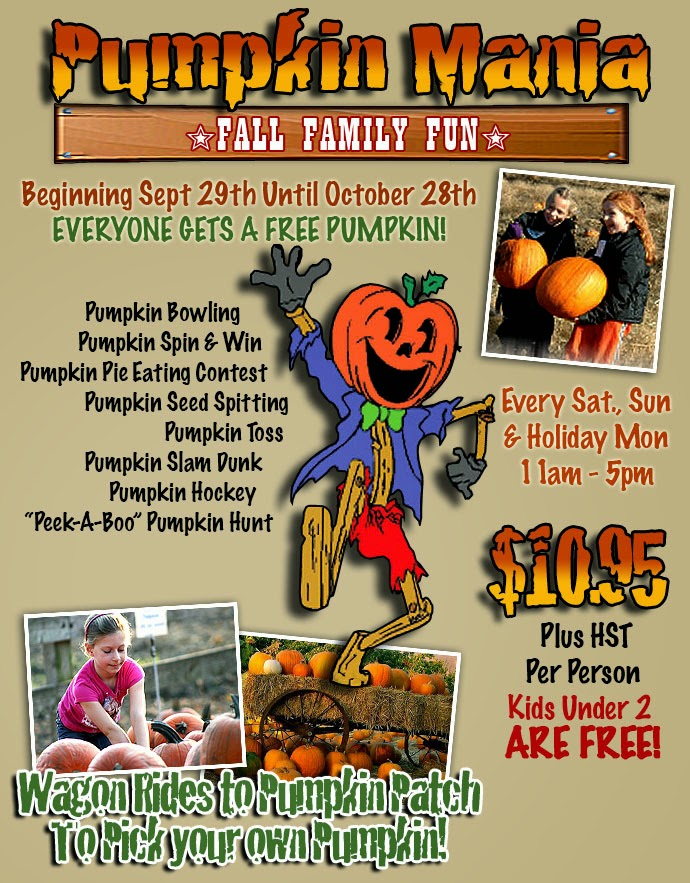 Super Scary and Fun Halloween Events for kids and families North ...