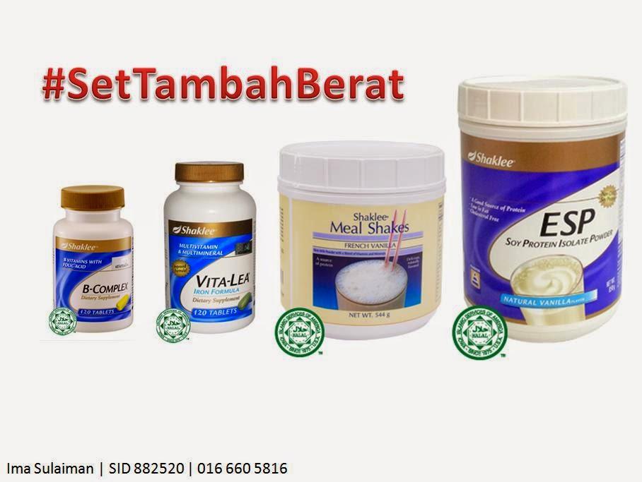 #SetTambahBerat