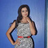Ruby Parihar Photos in Short Dress at Premalo ABC Movie Audio Launch Function 8