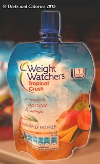 Weight Watchers Tropical Crush Fruit Puree