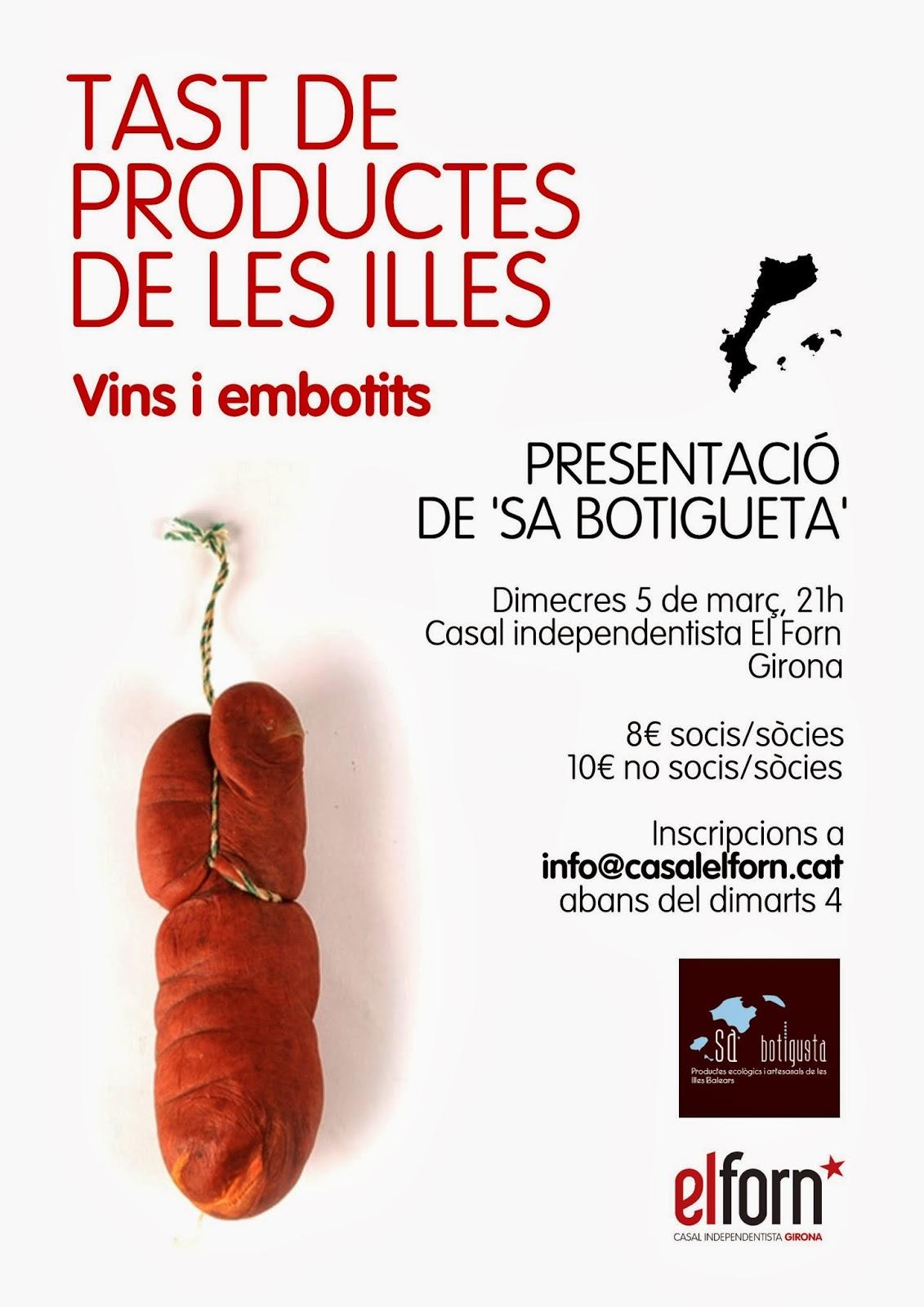 Casal Independentista El Forn Girona