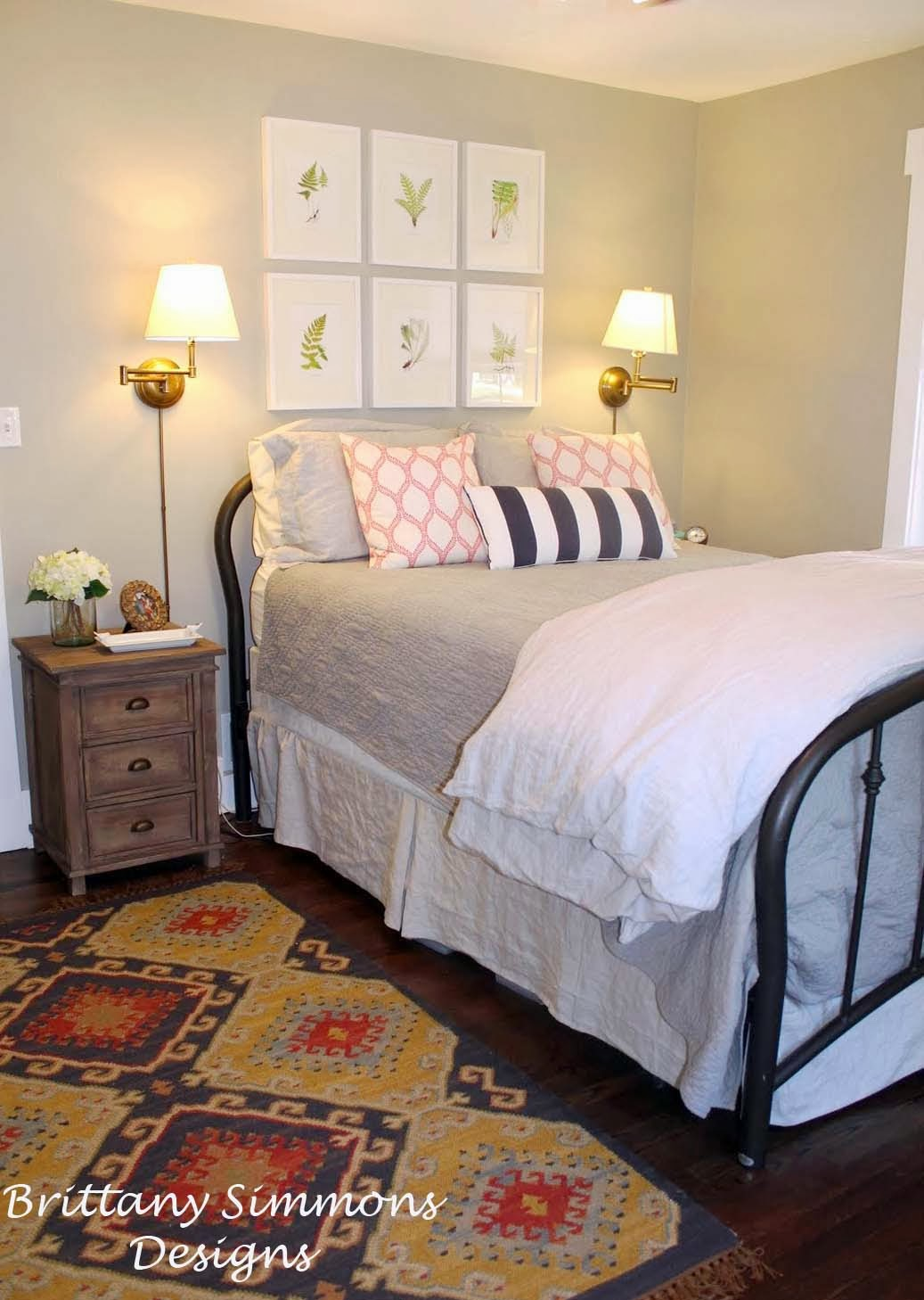 Love Of Interiors Master Bedroom Redo