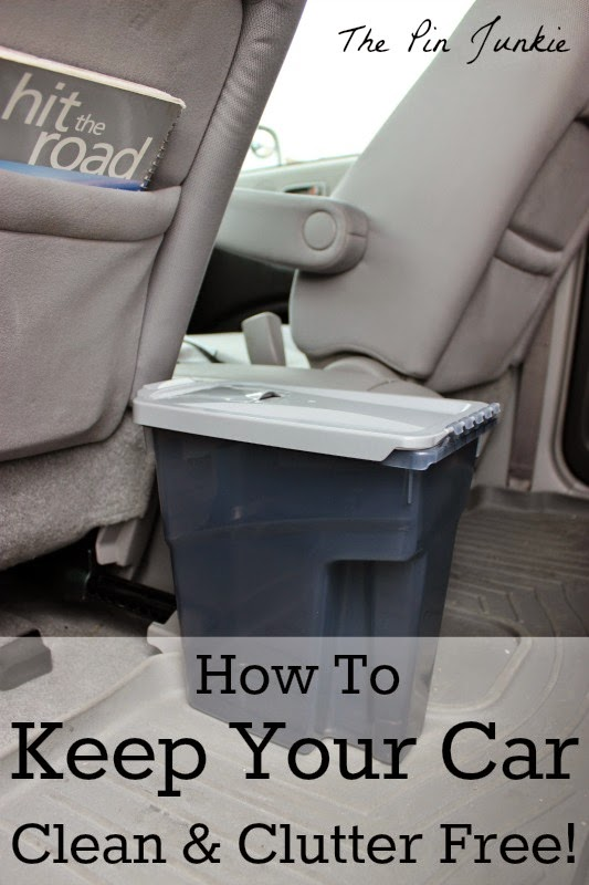 how to keep your car clean