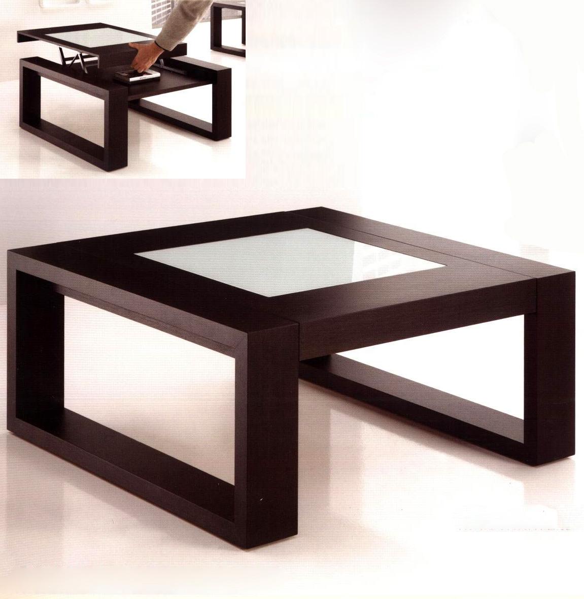 Tienda muebles modernos muebles de salon modernos salones - Mesas salon elevables ...