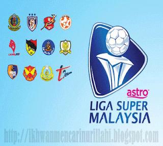 Keputusan Liga Super 16 Februari 2013