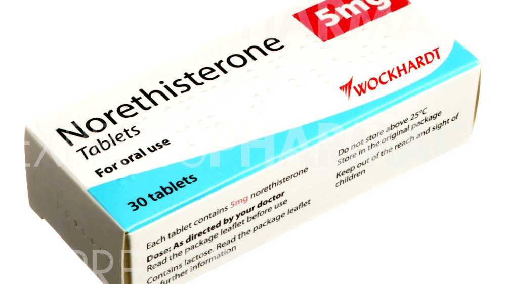 Norethisterone tablets side effects