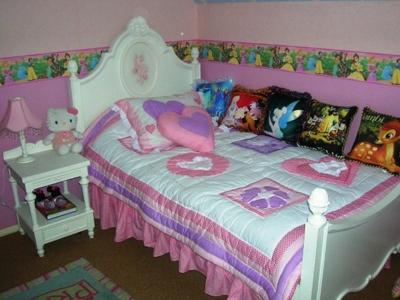 Decora interiores y mas modernas camas de ni as - Camas para nina ...