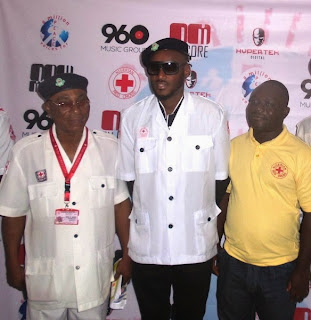 2face red cross ambassador