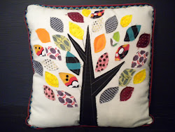 "13"" Tree of Life pillow...SOLD"