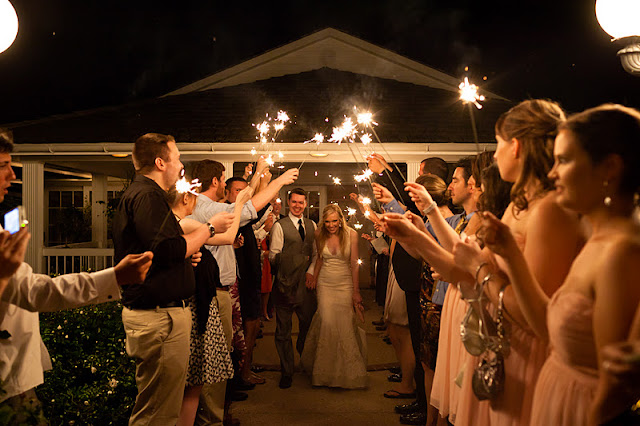 Procopio+Photography 1135 Our Wedding Day: Sparkler Exit