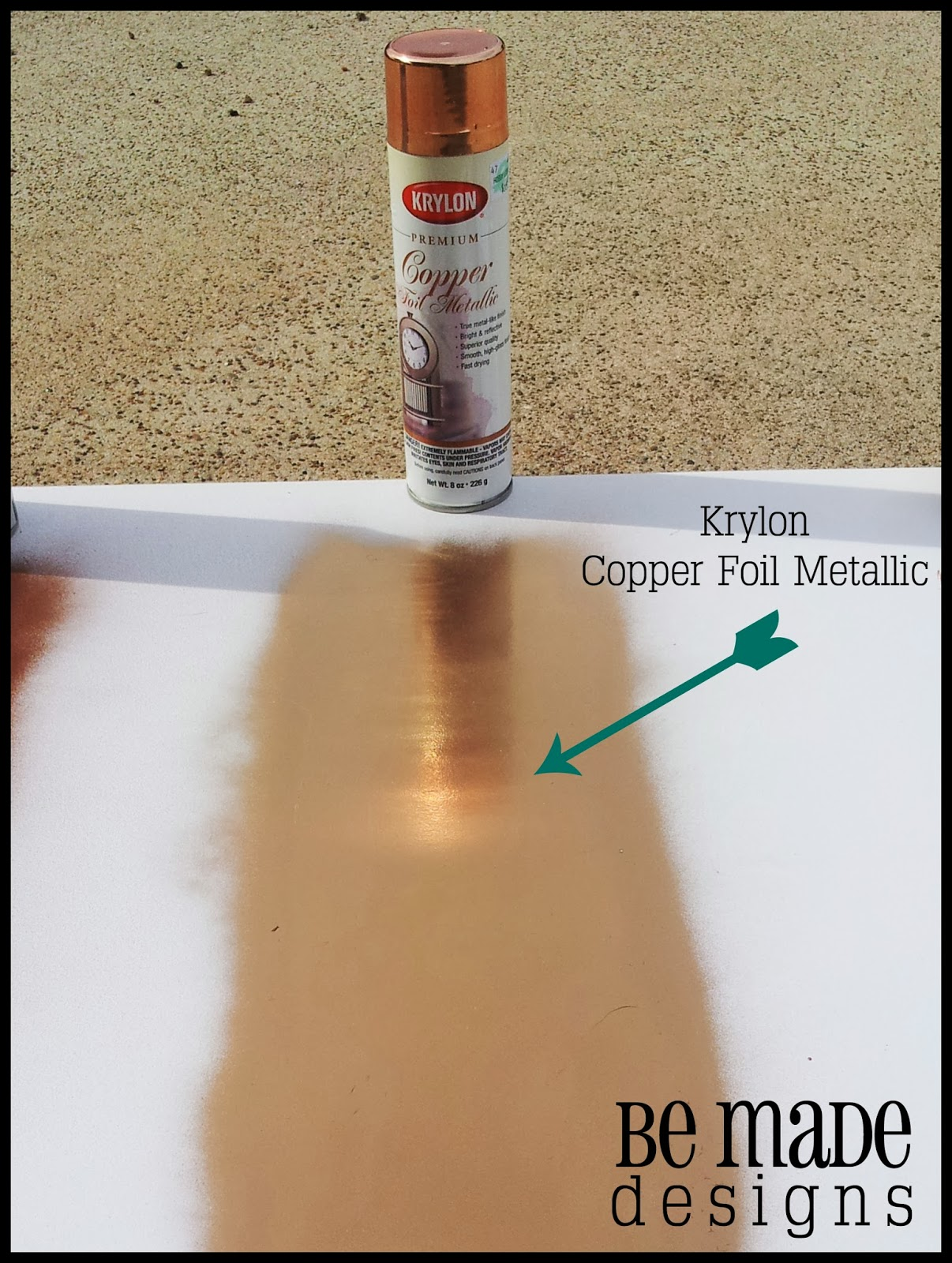 What Is The Difference Between Hammered And Metallic Spray Paint