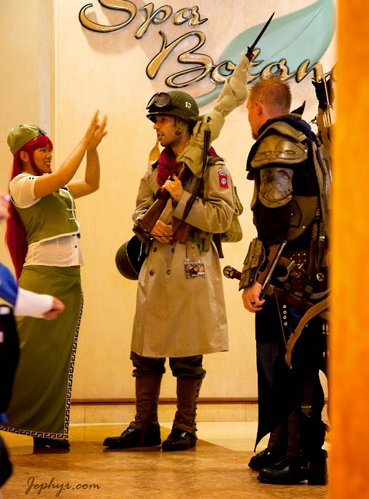 Saboten Con 2014 - Photo by Jephyr