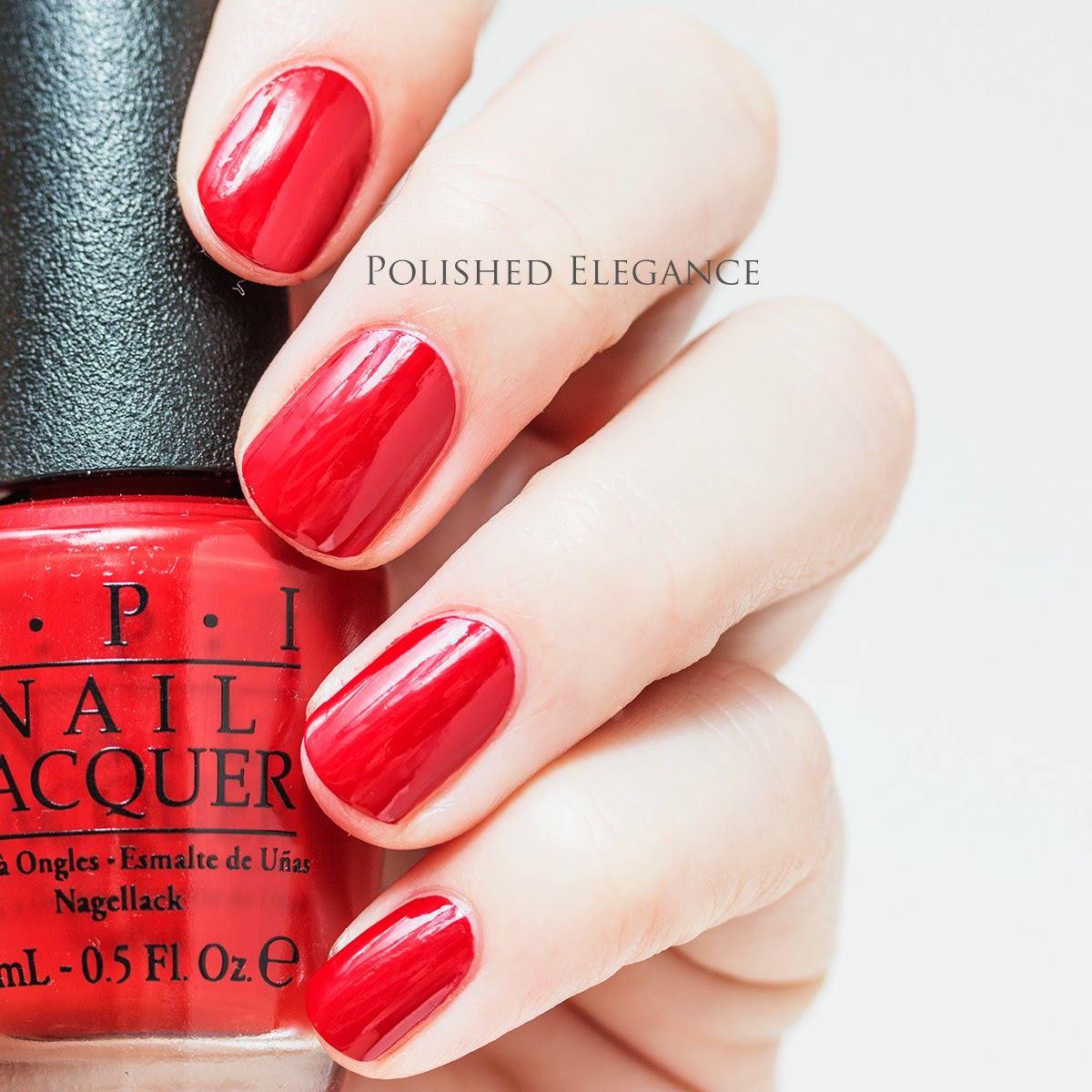 OPI - Romantically Involved - Fifty Shades Of Grey collection swatches review