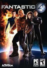 Gratis Downoad Game Fantastic 4 PC