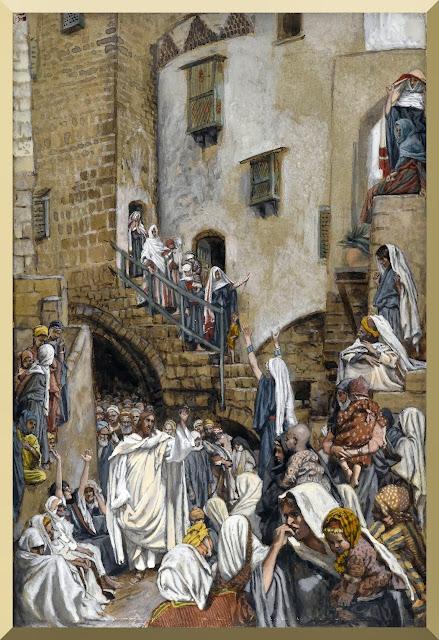 Luke 11: 27 - 28