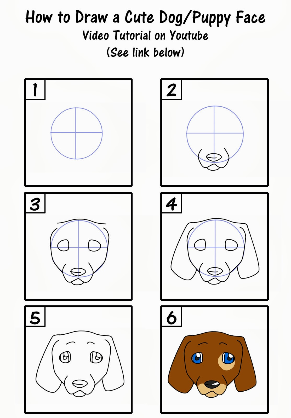 savanna williams how to draw dogs video tutorials panting and cute
