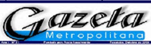 Gazeta Metropolitana
