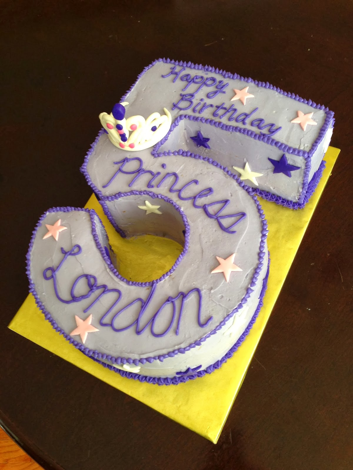 Joyce Gourmet Princess Sofia The First Birthday Cake