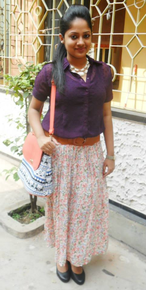 Types of skirts, different styles of skirts, Trendy skirts on indian girl, short skirts on Indian girl, long fashionable skirts
